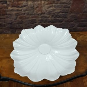 Leaf plate (? Witter pottery?)